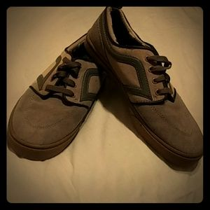 Bowling vintaged Style men's 7.5  Airspeed oxfords